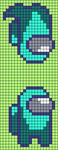 Alpha pattern #58462