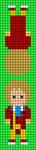 Alpha pattern #58464