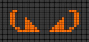 Alpha pattern #58480