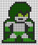 Alpha pattern #58482