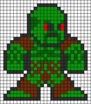 Alpha pattern #58486