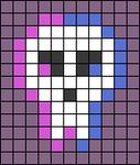 Alpha pattern #58495