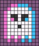 Alpha pattern #58497