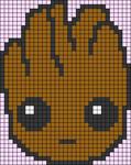 Alpha pattern #58507