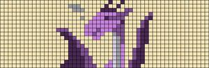 Alpha pattern #58508