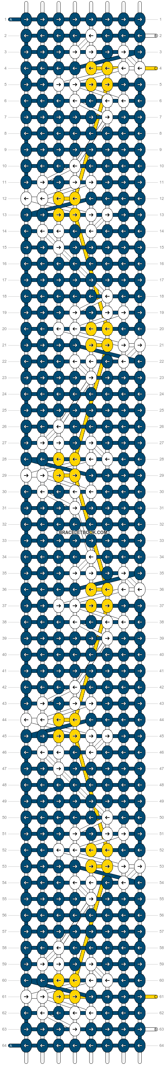 Alpha pattern #58519 pattern