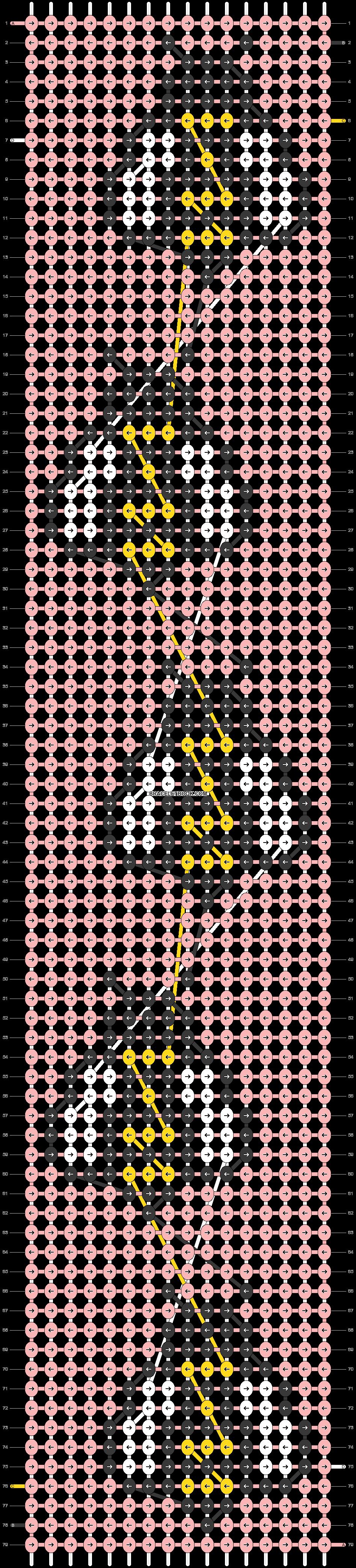 Alpha pattern #58521 pattern