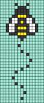 Alpha pattern #58522