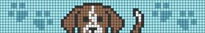 Alpha pattern #58524