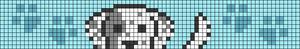 Alpha pattern #58525