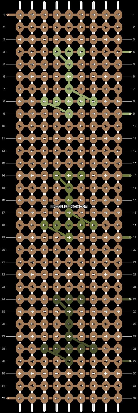 Alpha pattern #58535 pattern