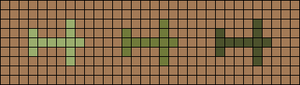 Alpha pattern #58535