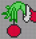 Alpha pattern #58539