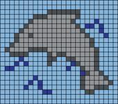 Alpha pattern #58540