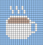 Alpha pattern #58562
