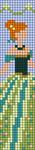 Alpha pattern #58564