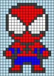 Alpha pattern #58569