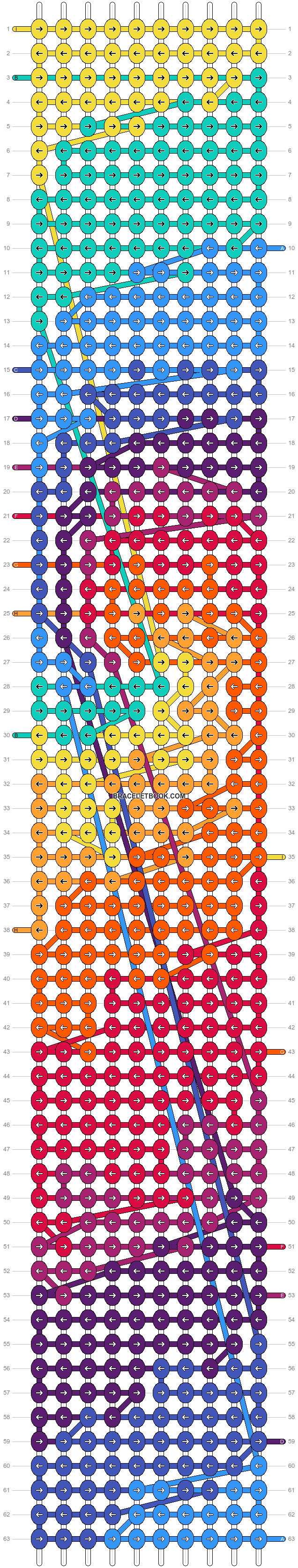 Alpha pattern #58572 pattern