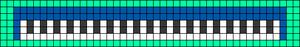 Alpha pattern #58581