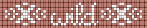 Alpha pattern #58586