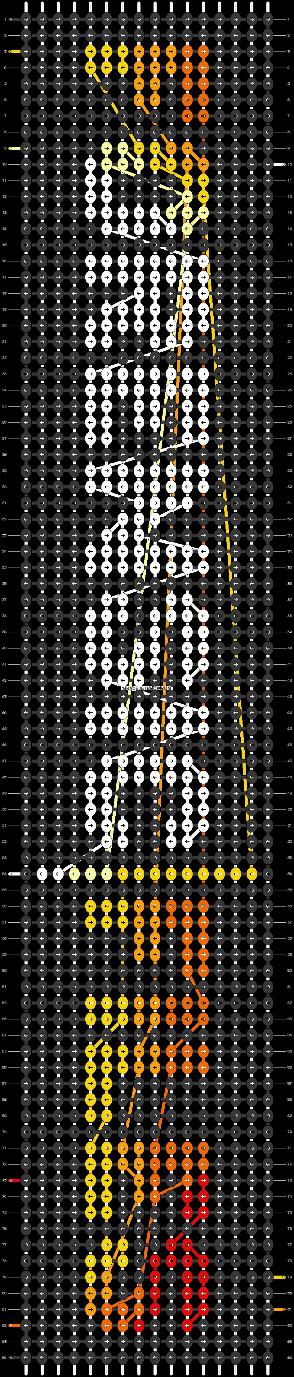 Alpha pattern #58589 pattern