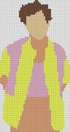 Alpha pattern #58590