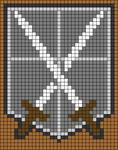 Alpha pattern #58594