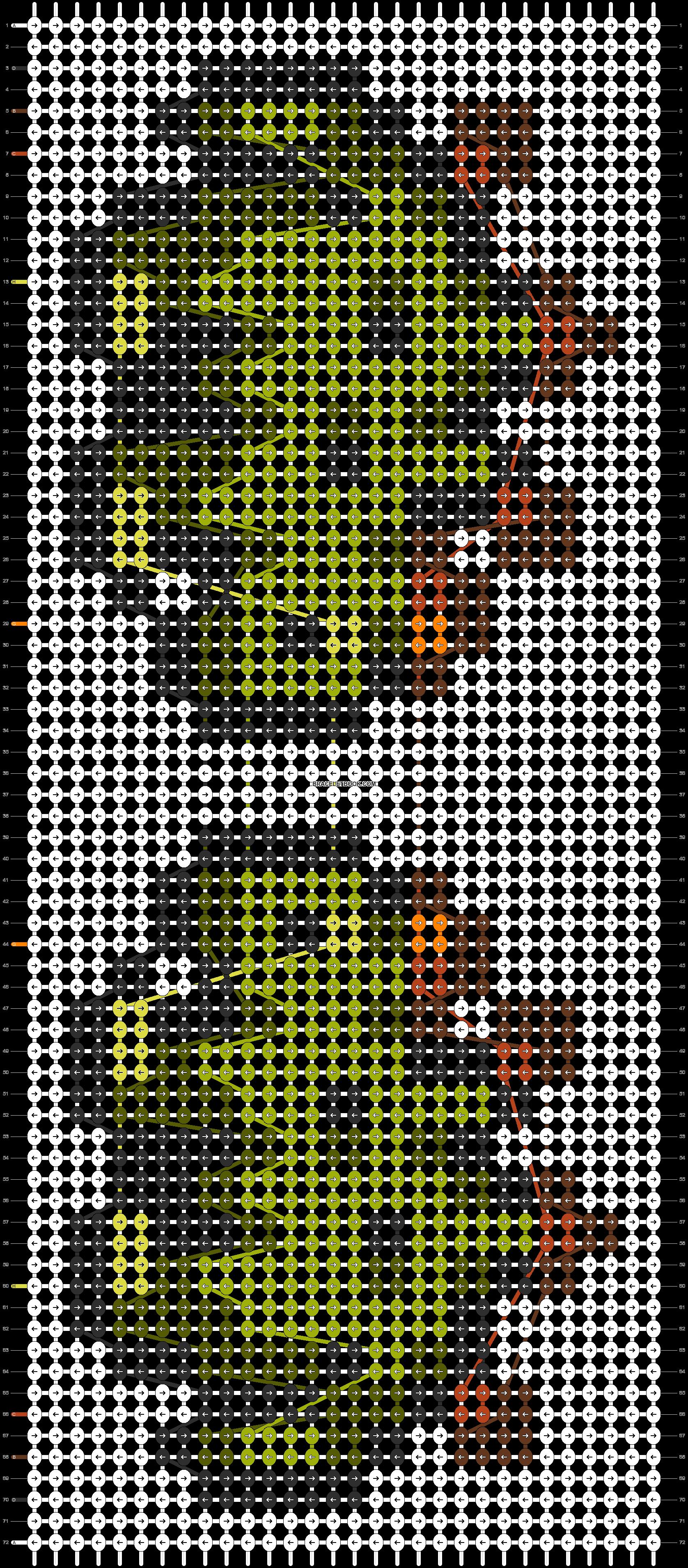 Alpha pattern #58606 pattern