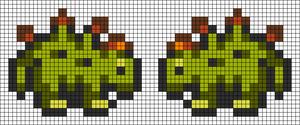 Alpha pattern #58606