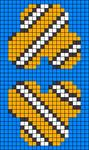 Alpha pattern #58607