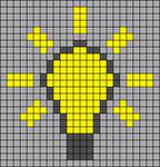 Alpha pattern #58610