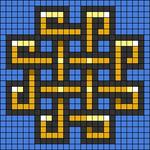 Alpha pattern #58622