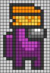 Alpha pattern #58625