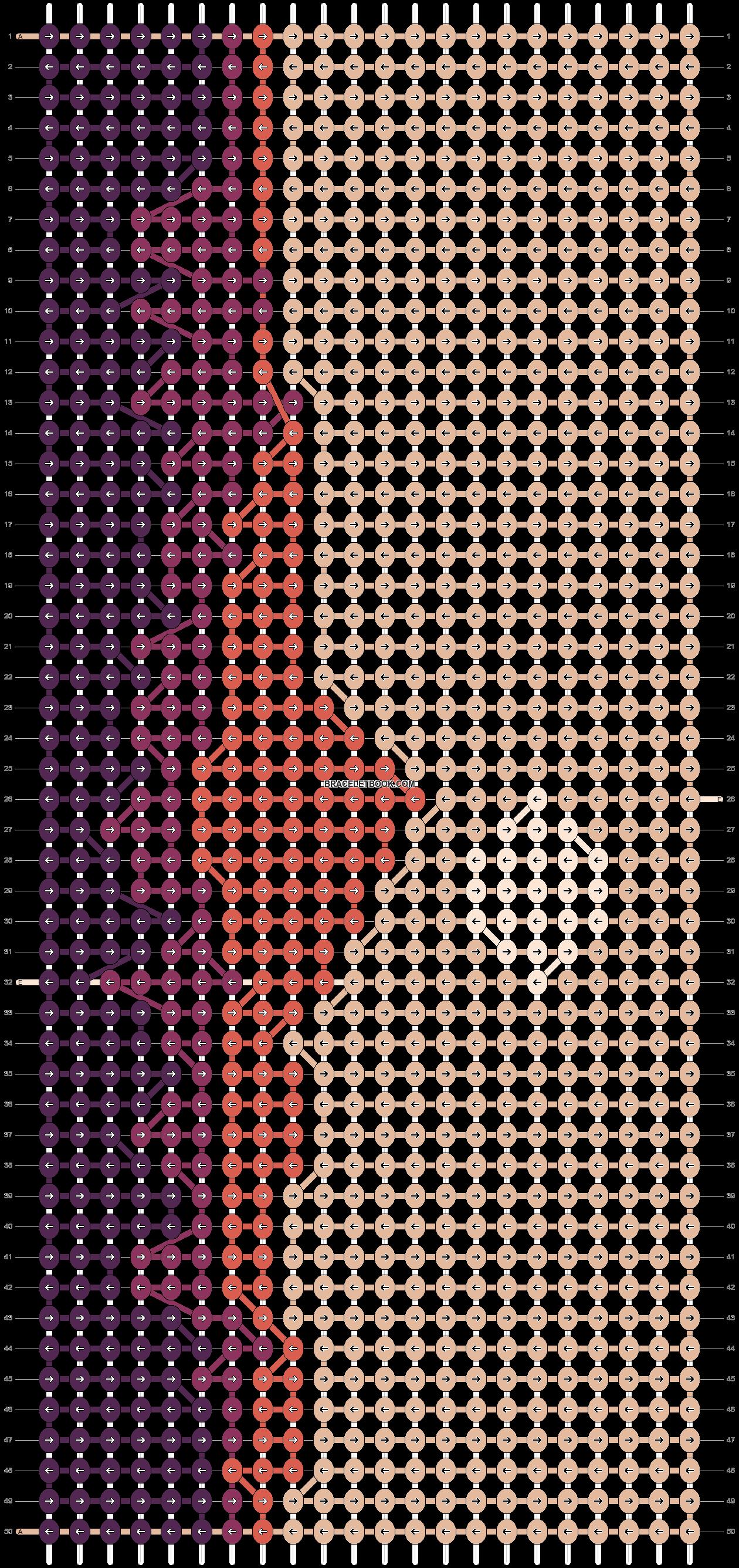 Alpha pattern #58627 pattern