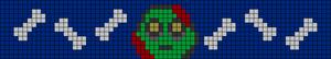 Alpha pattern #58628
