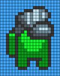 Alpha pattern #58638