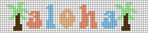 Alpha pattern #58640