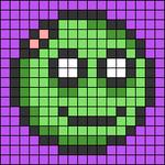 Alpha pattern #58643