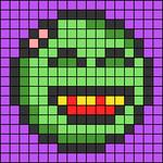 Alpha pattern #58644