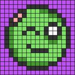 Alpha pattern #58647