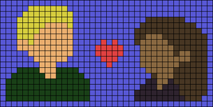 Alpha pattern #58648