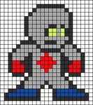 Alpha pattern #58649