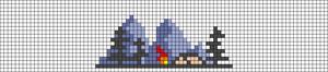 Alpha pattern #58651