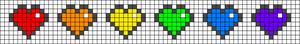 Alpha pattern #58668