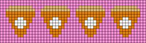 Alpha pattern #58669