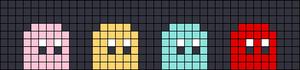 Alpha pattern #58676