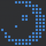 Alpha pattern #58678
