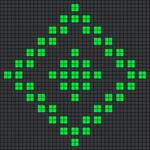 Alpha pattern #58679