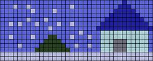 Alpha pattern #58683