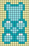 Alpha pattern #58710